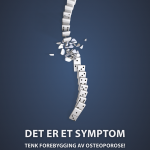 Verdens Osteoporosedag lørdag den 20. oktober 2018