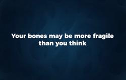 Nytt fra IOF bonehealth – Osteoporosis Up date!
