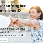 10.01.2019. Osteoporoseforum 2019 – torsdag 7. februar 2019.