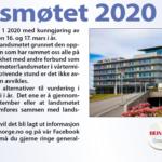 Landsmøte 2020