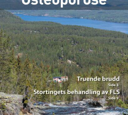 Osteoporosebladet nr 2 er snart i Postkassen din!